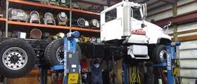 Truck Repair Shop